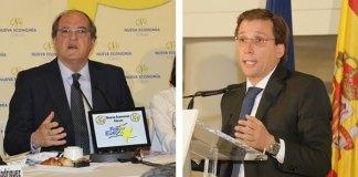 Gabilondo y Martinez Almeida