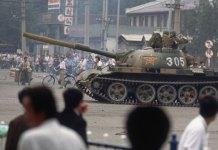 30 Aniversario matanza Tiananmen
