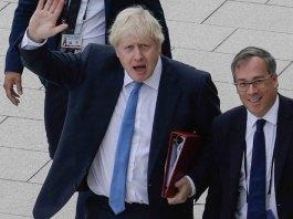 La 'dictadura' de Johnson