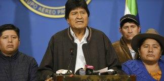 El pecado bolivariano de Evo Morales