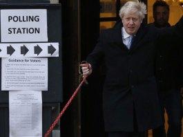 Arrolló Boris Johnson, vuelve la niebla al canal y el continente a sus peleas