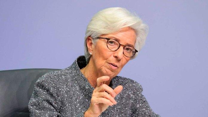 El BCE se quita la faja