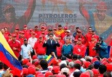 Ofensiva en pos de liquidar el chavismo