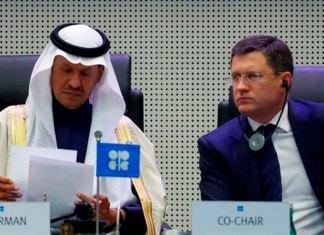 El COVID-19, Rusia y Ecuador rompen el cartel del petróleo