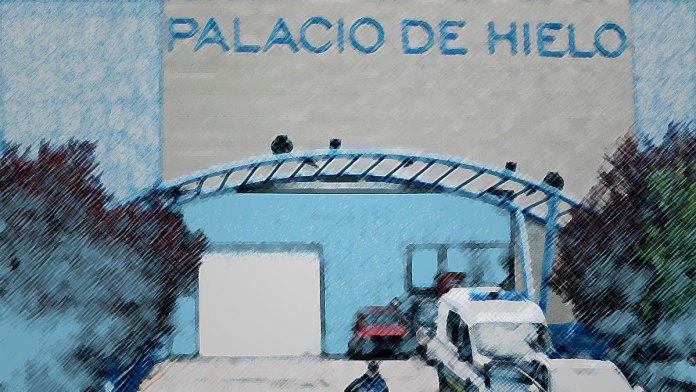 Palacio de Hielo utilizado como morgue