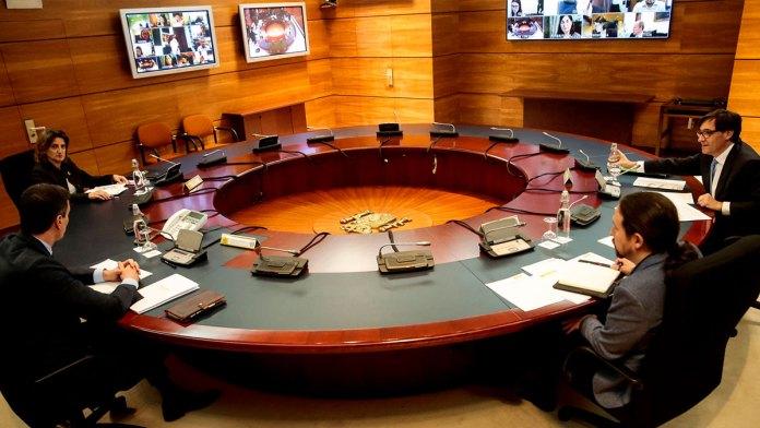 Gobierno y Consejo de ministros