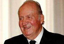 El rey emérito Juan Carlos I. FOTO: EP
