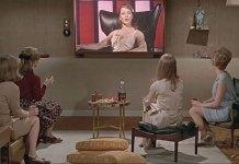 La televisión en la película Farenheit 451 de François Truffaut