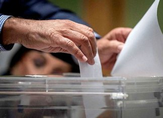 Suprimir elecciones, votar o no votar