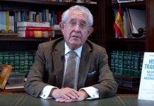 'Historia traicionada', nuevo libro de Joaquín Mª Nebreda