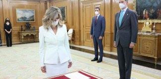 Intríngulis en el Gobierno de coalición, Yolanda Díaz