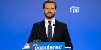 Pablo Casado tendrá que gobernar