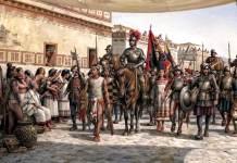 La conquista de la Nueva España (y 3)