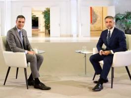 Sánchez, dueño y señor de vidas y haciendas. FOTO: RTVE