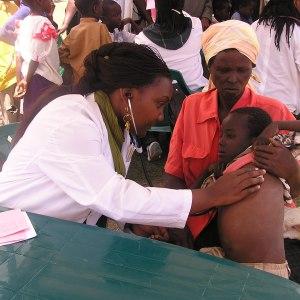 Proyecto dispensario médico Kenia Fundación ESYCU