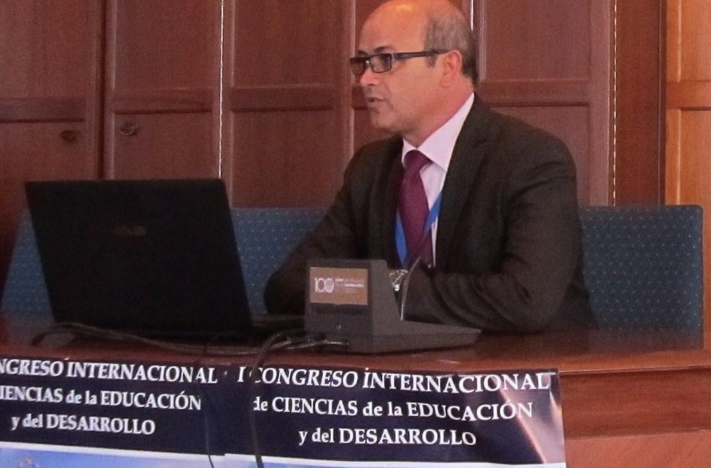 Presentación de la Eda en el Congreso de CC de la Educación y del Desarrollo