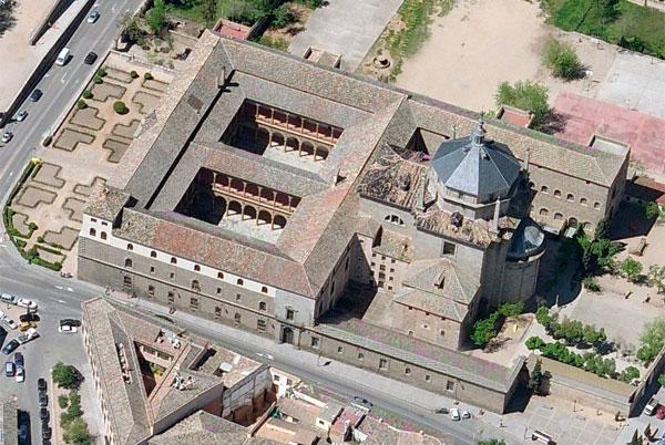 Hospital Tavera Toledo