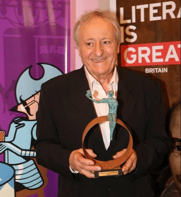 Roberto Carnaghi: Premio Shakespeare 2016
