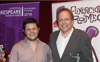 James Shapiro: Premio Shakespeare 2016