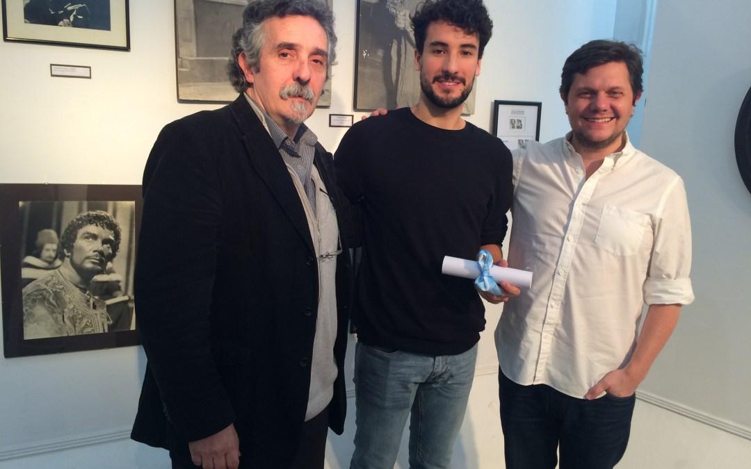 Beca Alfredo Alcón 2016/17: Guido Pietranera
