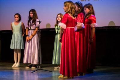 III Festival Shakespeare Escuela. Primaria. 2017-10