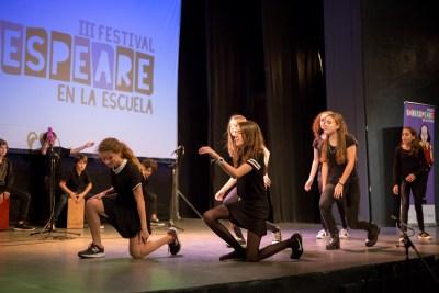 III Festival Shakespeare Escuela. Primaria. 2017-19