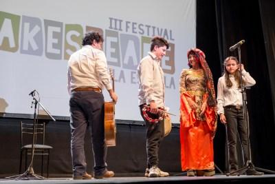 III Festival Shakespeare Escuela. Primaria. 2017-28
