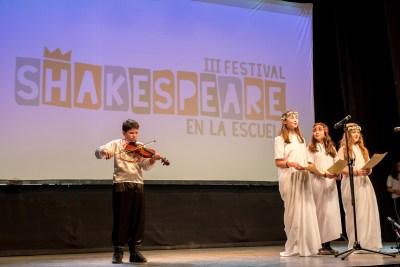 III Festival Shakespeare Escuela. Primaria. 2017-38
