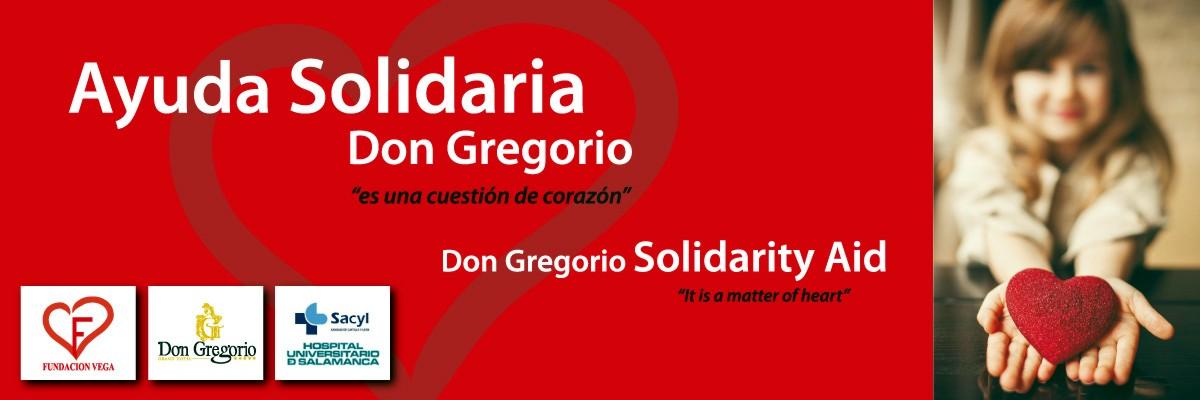 Enlace permanente a:Ayuda Solidaria Don Gregorio