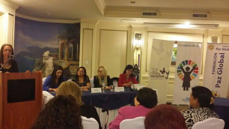 Diálogo y análisis sobre reforma electoral y equidad de género