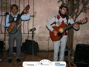 Músicos de Flamenco