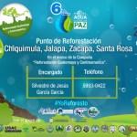 Punto de reforestacion-Silvestre Garcia