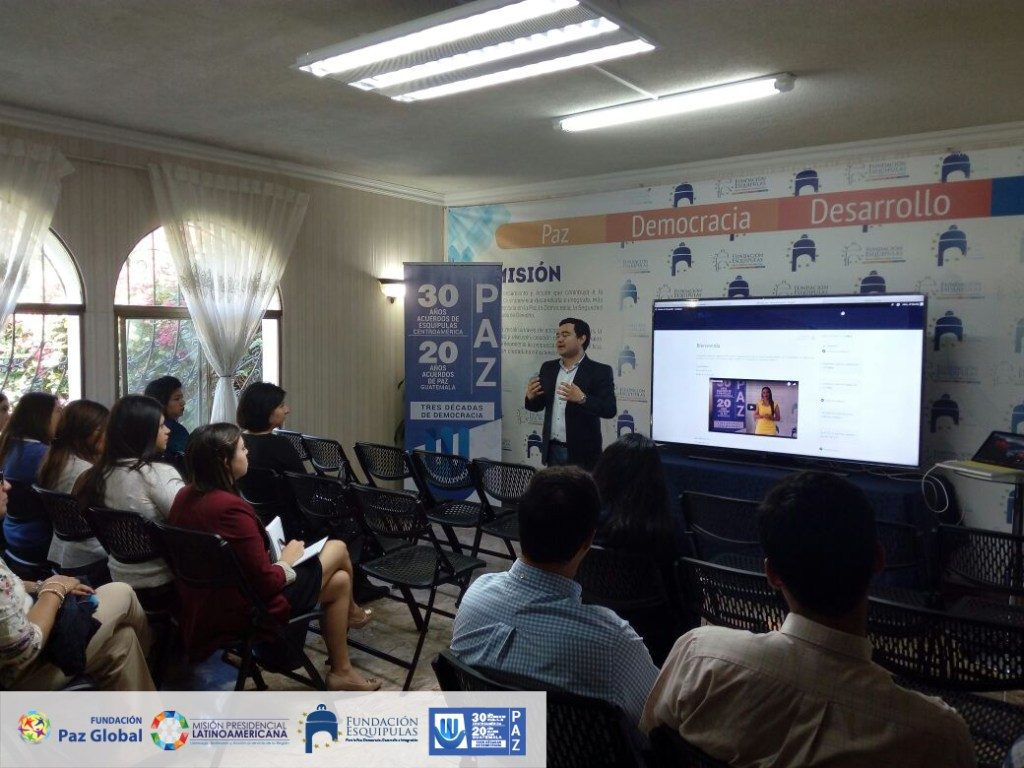 """Diplomado Virtual Guatemala-Colombia """"Paz y Democracia en la Juventud del siglo XXI"""", concluye con éxito formando a 240 jóvenes"""