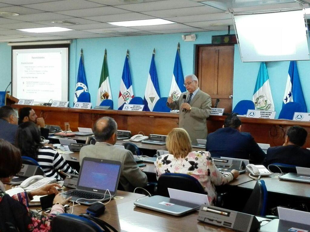 Fortalecimiento de la Región Centroamericana