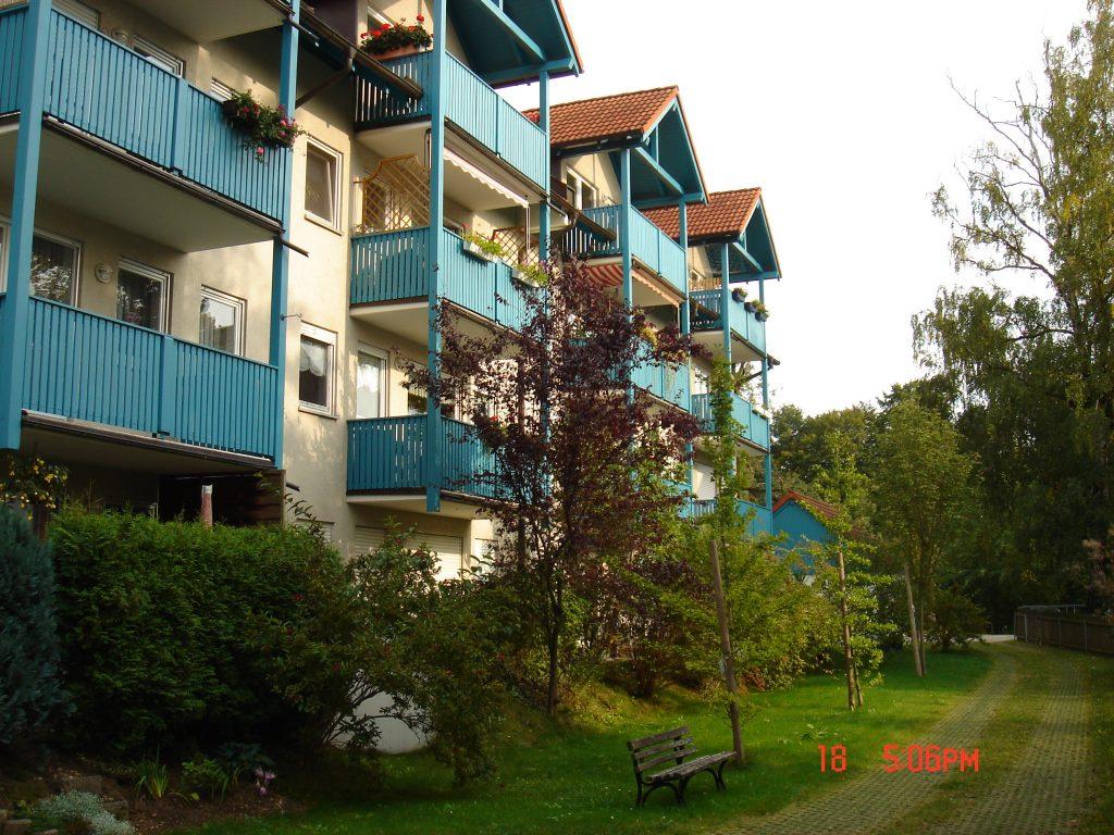 Wohnung in Chemnitz Erfenschlager Strae 39  Fundament Haus