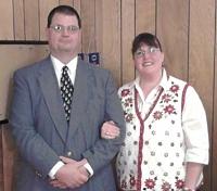 Pastor and Mrs. Davis