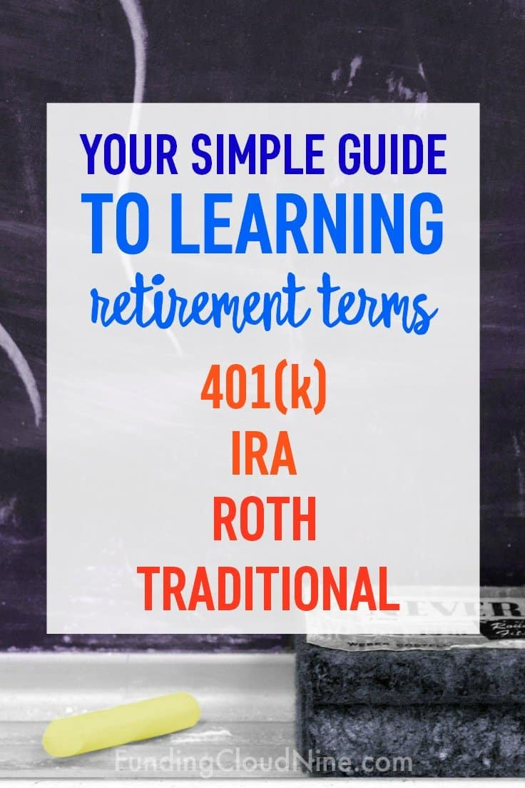 401k Vs Ira Amp Traditional Vs Roth The Basics Retirement