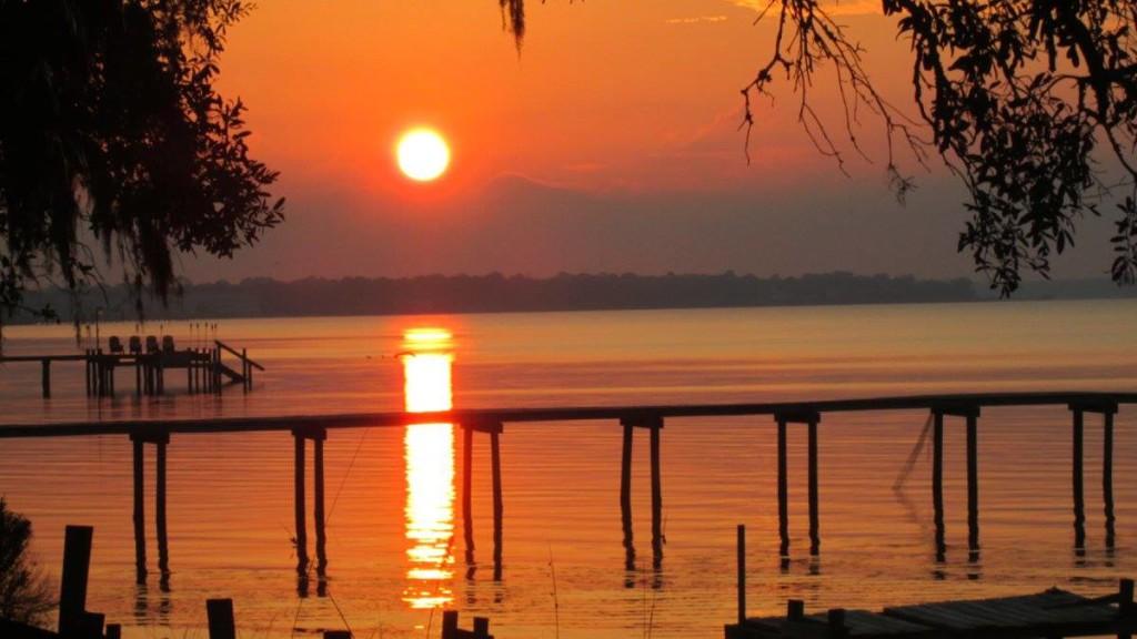 Sunset at Perdido Key by Sherry Fundin