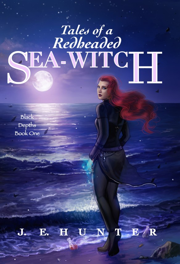 Tales of a Redheaded Sea-Witch cover