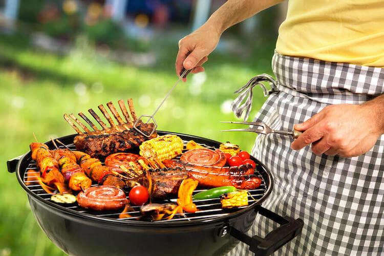 hosting a barbecue contest