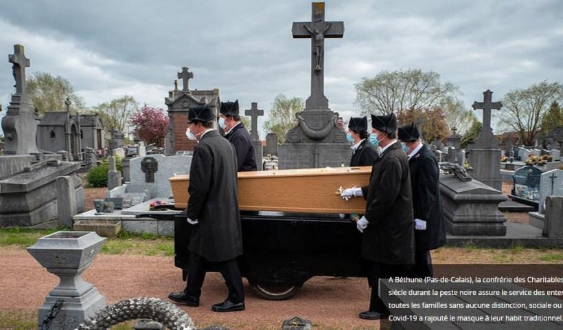 COVID 19 l'organisation des obsèques