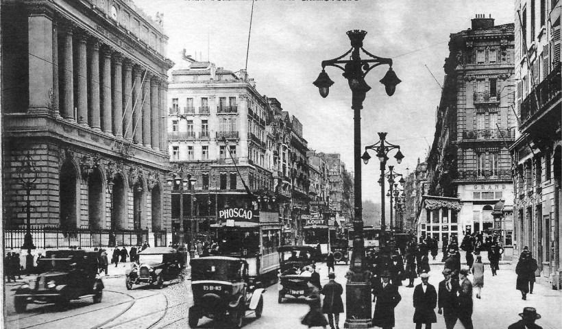 Marseille Années 20