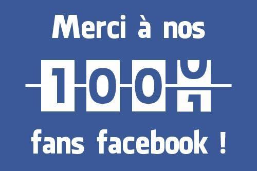 1001 fans Facebook