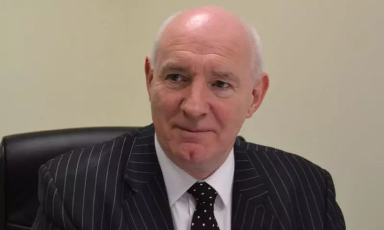 Dom Maguire, Chariman, Anderson Maguire Funeral Directors