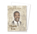 Funeral Stationery: Thank You Cards