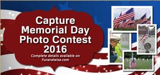 Memorial Day Photo Contest