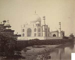 Old Taj Mahal