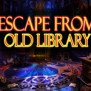Escape From Old Library Game Fun Escape Games