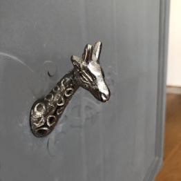 Giraffe muur haak