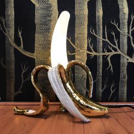 banana lamp louie